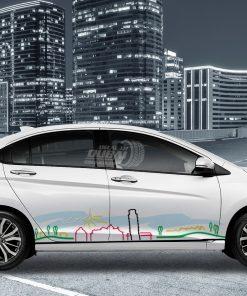 Tem xe Honda City 072905