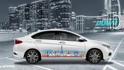 Tem Xe Honda City 072906