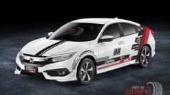 Tem Xe Honda Civic 072405 950k