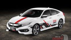 Tem Xe Honda Civic 072809 650k