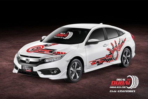 Tem Xe Honda Civic 1351720823 850k