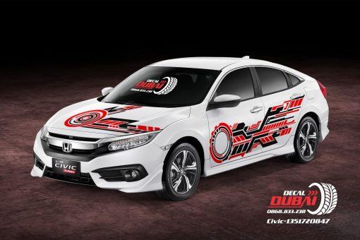 Tem Xe Honda Civic 1351720847 850k