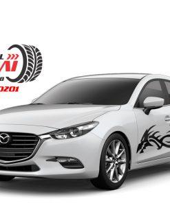 Tem Xe Mazda 3 030201 850k