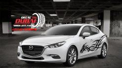 Tem Xe Mazda 3 03020102 850k