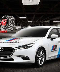 Tem Xe Mazda 3 030303 850k