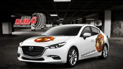 Tem Xe Mazda 3 MU 650k