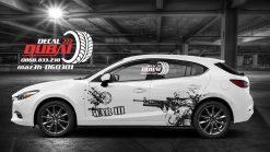 Tem Xe Mazda 3 hatback 060302 850k