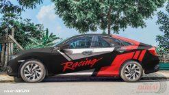 Tem Xe Honda civic 2 100211 950k