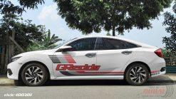 Tem Xe Honda civic 2 100301 850k