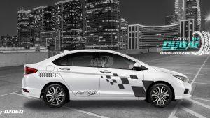 Tem xe Honda City 020611 450k