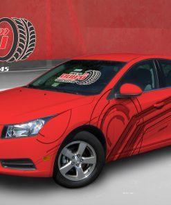 Tem xe Chevrolet cruze 1196991445 2000k