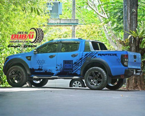 Tem xe Ford Ranger 3220401