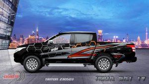 Tem xe Triton 0010 2200k