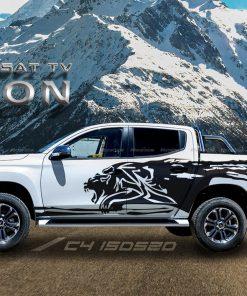 Tem xe Triton 0018 1150k