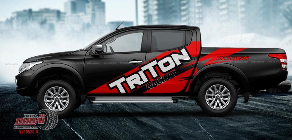 Tem xe Triton 0027 950k
