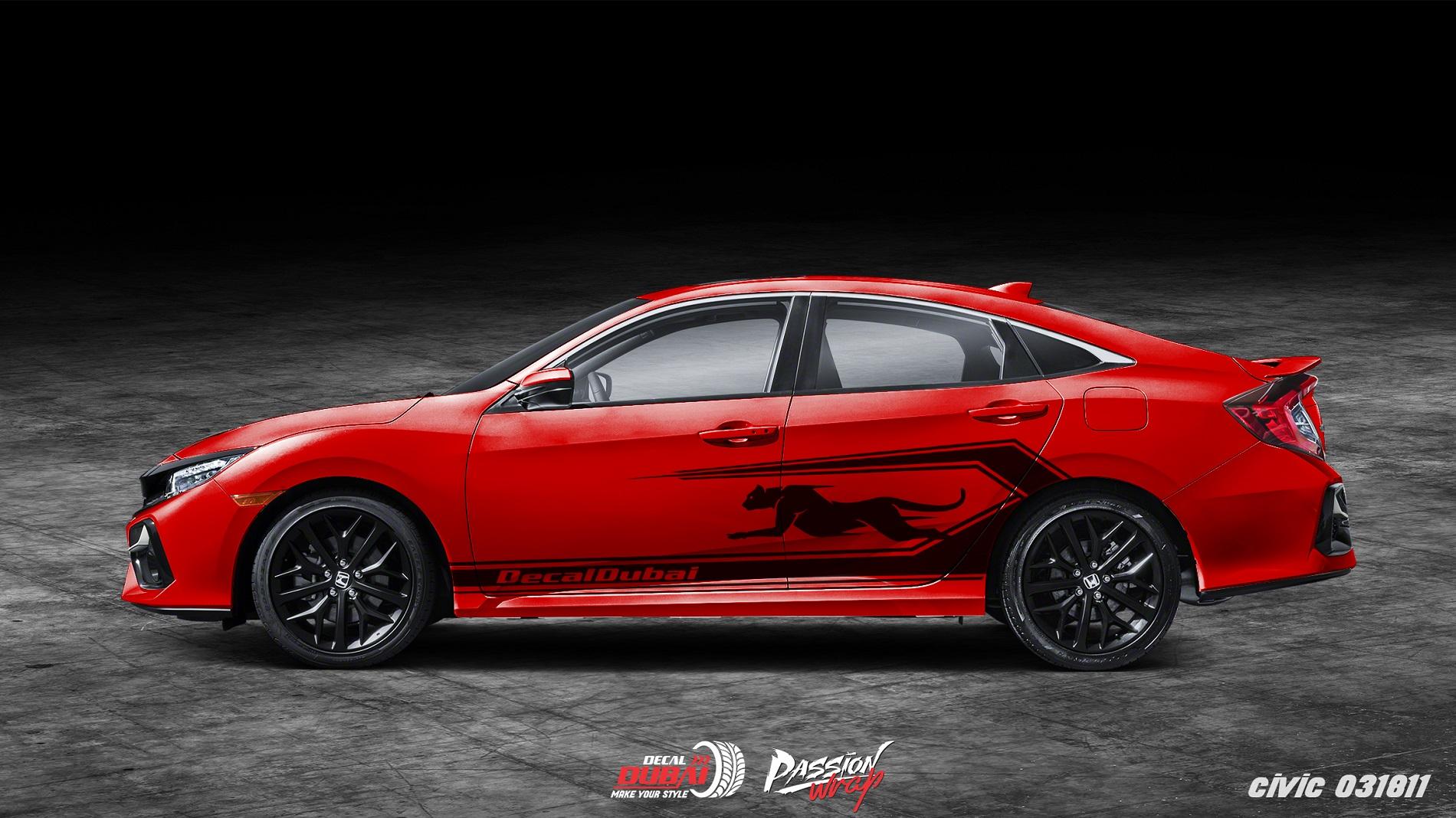 Tem Xe Honda Civic 031811 750k