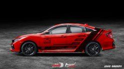 Tem Xe Honda Civic 080504