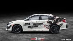 Tem Xe Honda Civic 081521 1450k