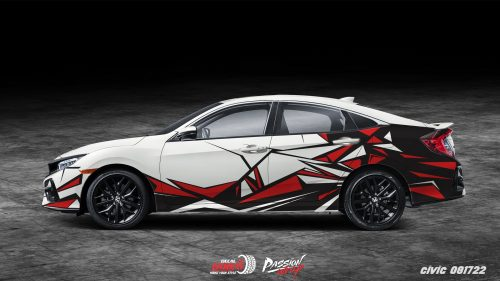 Tem Xe Honda Civic 081722 1850k