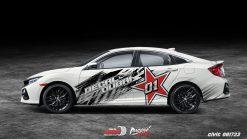 Tem Xe Honda Civic 081723 1250k
