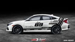 Tem Xe Honda Civic 082621 850k