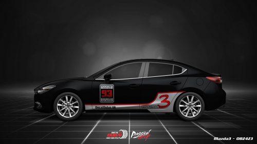 Tem Xe Mazda 0009 750k