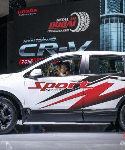Tem Xe CRV 0009 550k