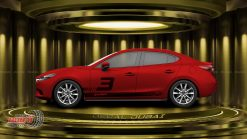 Tem Xe Mazda 3 0013