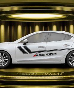 Tem Xe Mazda 3 0014