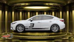 Tem Xe Mazda 3 0015