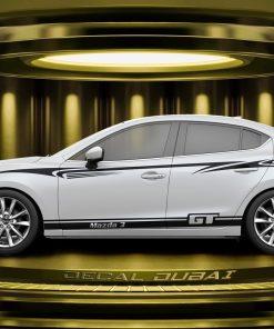 Tem Xe Mazda 3 0016