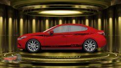 Tem Xe Mazda 3 0017