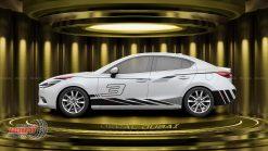 Tem Xe Mazda 3 0018