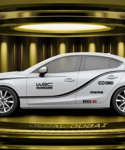 Tem Xe Mazda 3 0019