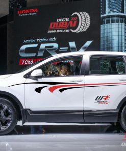 Tem xe CRV 0005 350k