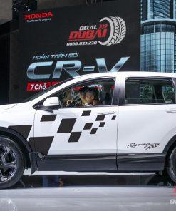 Tem xe CRV 0007 350k