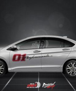 Tem Xe Honda City T512514