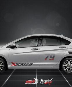 Tem Xe Honda City T912508
