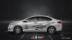 Tem Xe Honda City T912509