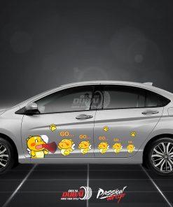 Tem Xe Honda City T912513