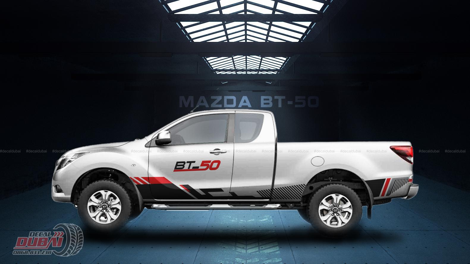 Tem Xe Mazda BT50 0002 650k