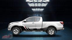 Tem Xe Mazda BT50 0004 450k