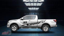 Tem Xe Mazda BT50 0007 650k