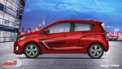 Tem xe Spark 0017 450k