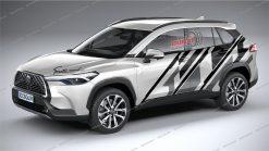 Corolla cross 251202 1tr150
