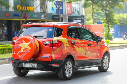 Decal Ford Ecosport