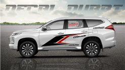 tem xe pajero sport 250226 550k trang