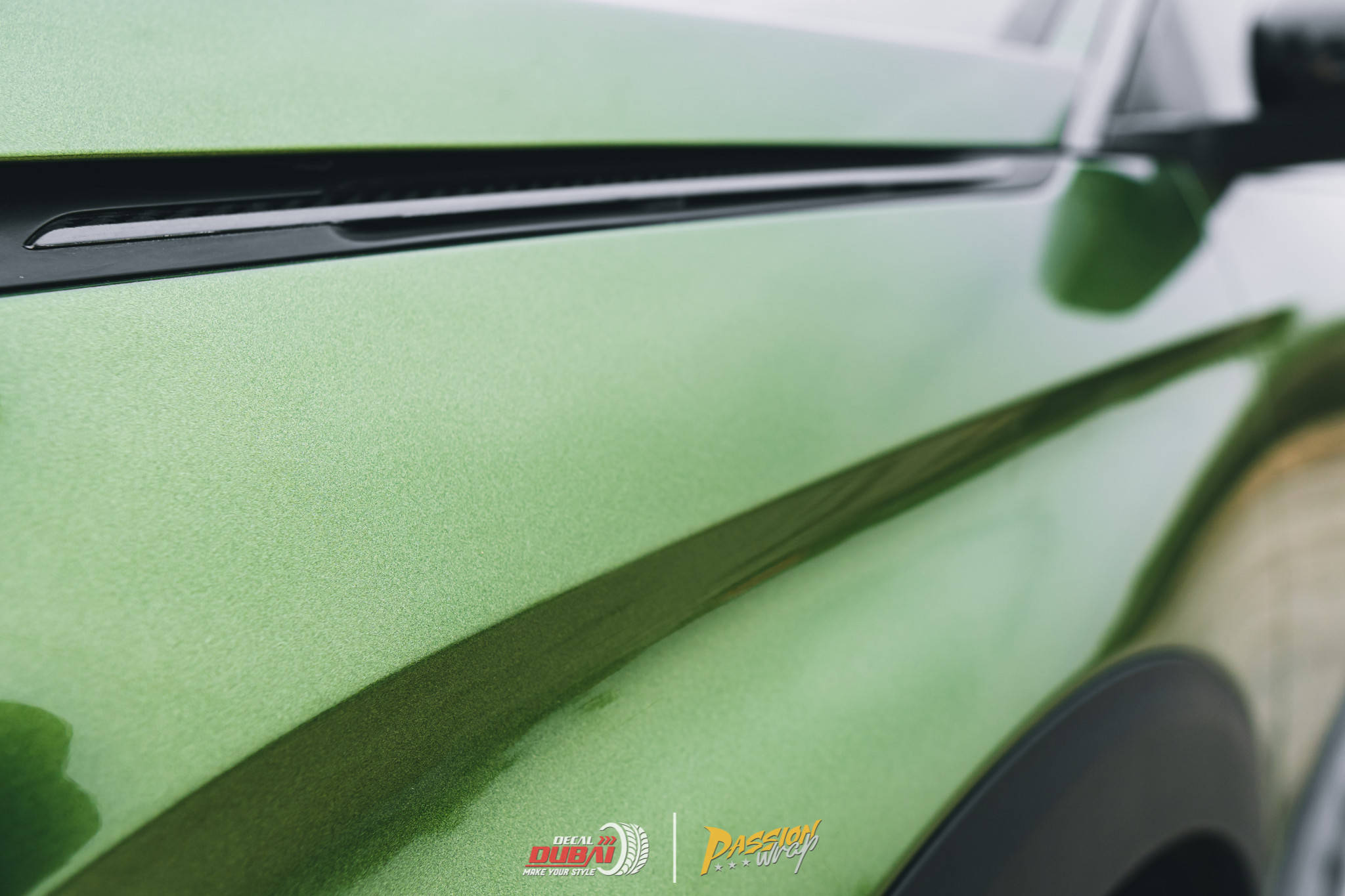 Dán đổi màu xe Peugeot 5008 Xanh 3