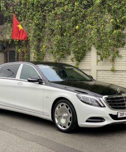 Dán Maybach Xe Mercedes S600