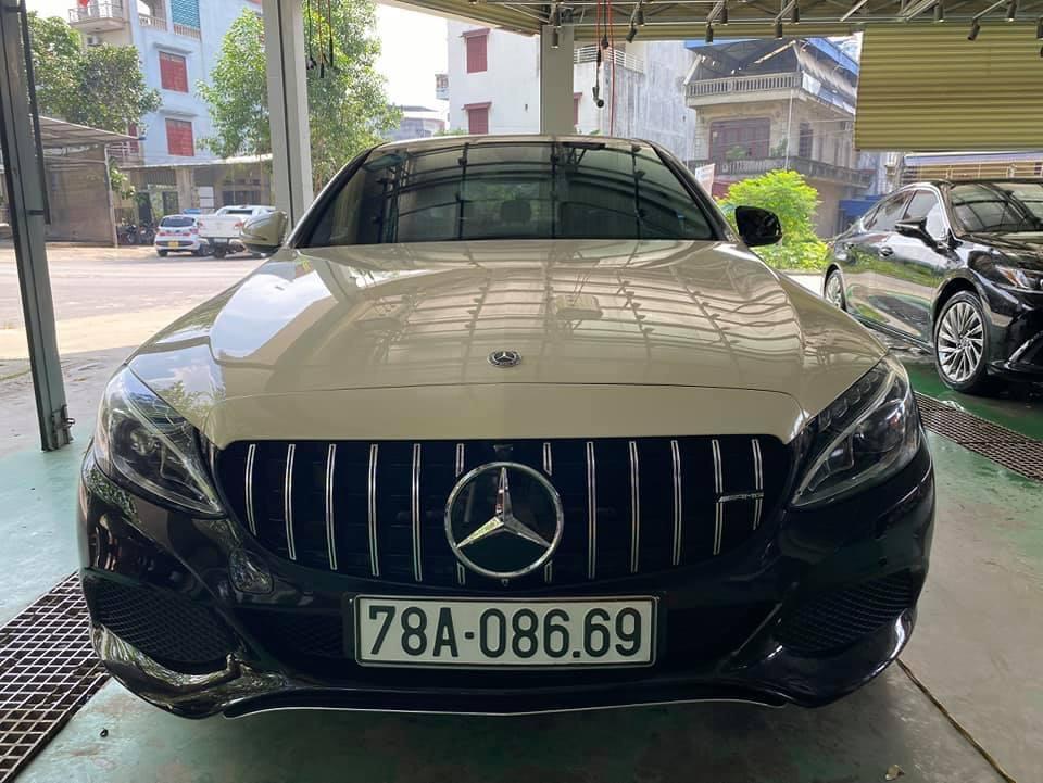 Dán Maybach Xe Mercedes